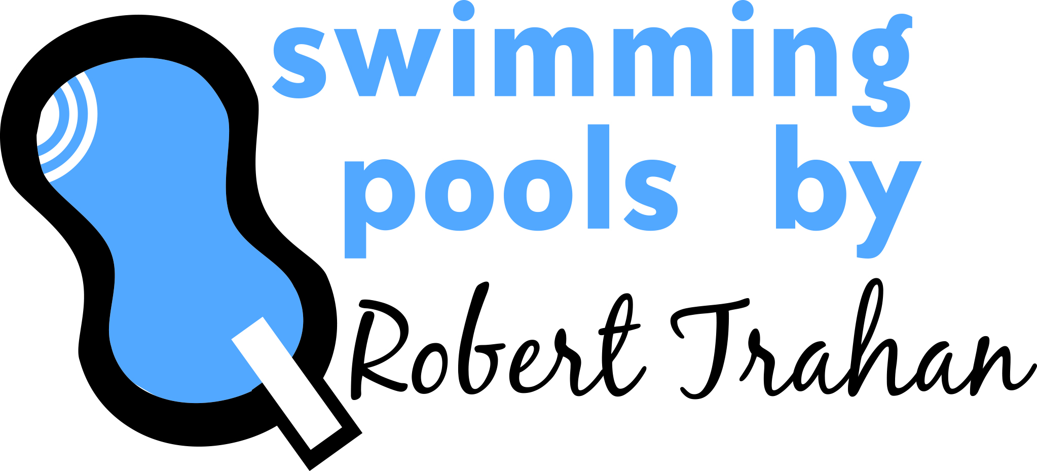 Swimming Pools by Robert Trahan